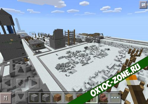 Скачать Карту Для Майнкрафт Ядерный Апокалипсис - фото 10