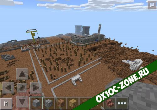 Скачать Карту Для Майнкрафт Ядерный Апокалипсис - фото 7