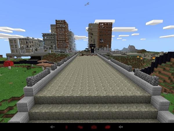 Скачать карту зомби апокалипсис на прохождение для майнкрафт 0.15.0