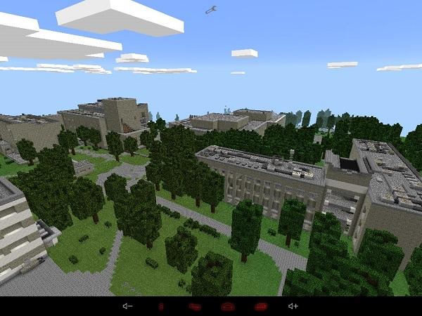 Скачать Карта Зомби Апокалипсис