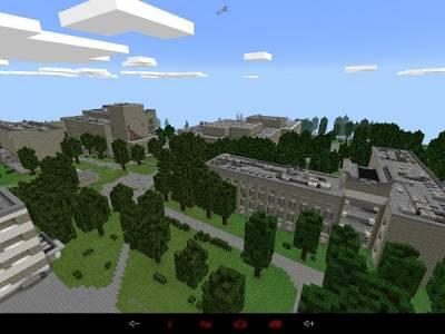 Скачать карту город зомби апокалипсис для майнкрафт 1.7.10