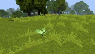 BUTTERFLY MANIA для Minecraft - Скриншот 3