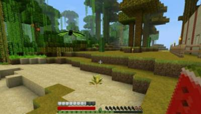 BUTTERFLY MANIA для Minecraft - Скриншот 2