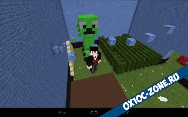 скачать карту для Minecraft прятки - фото 4