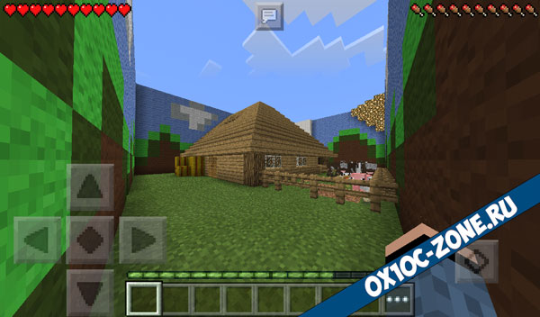 Test your brain mcpe minecraft pe for Modern house mcpe 0 14 0