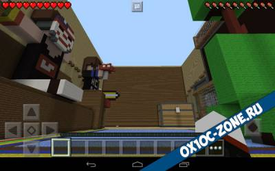 EscondeEscondeCarlosGamePlay [MCPE 0.14.0]