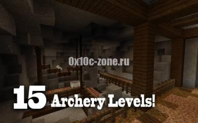"""""""Gold Rush"""" для Minecraft PE 0.14.0"""