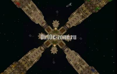 """The Towers. v0.2"" для Minecra"