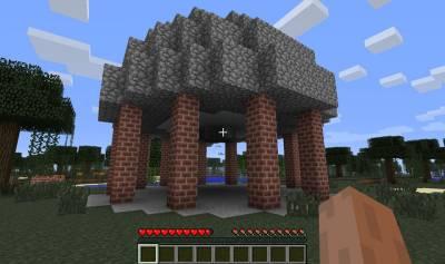 """Мод """"Ruins"""" для Minecraft [1.9"""
