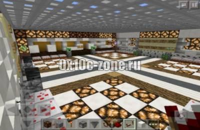 """Крестики-нолики"" для Minecraft PE 0.14.0"