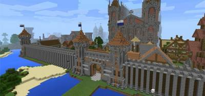 Kingdom of Fairheaven - карта для MCPE