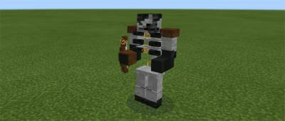 More Mutant Creatures Mod - for MCPE 0.14.0